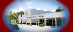 Hallandale High School