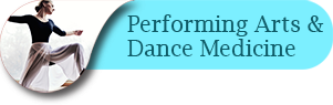 Performing Arts & Dance Medicine